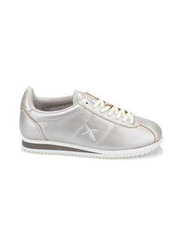 Kinetix Sneakers Gümüş